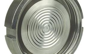 Đồng hồ đo áp suất màn ngăn