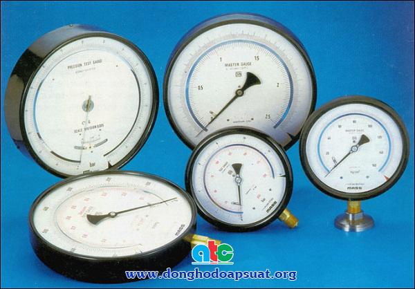 Đồng hồ đo áp suất dùng để Test áp suất hệ thống hoặc thiết bị