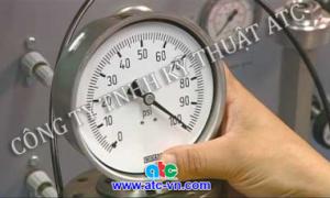 Lựa chọn đồng hồ đo áp suất dạng ống bourdon