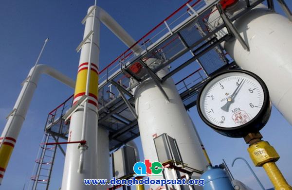 Đồng hồ đo áp suất không dầu