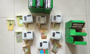 Công tắc áp suất HS (Hàn Quốc) - HS Pressure Switch
