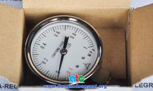 Đồng hồ đo áp suất Nisshin - Nhật Bản