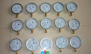 Kiểm định đồng hồ đo áp suất theo yêu cầu của khách hàng