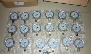 ATC bán đồng hồ đo áp suất và hỗ trợ tận tình việc lắp đặt vào hệ thống đo lường