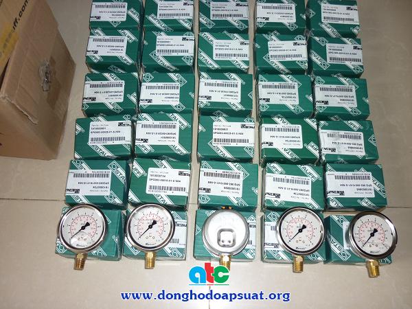 Các loại đồng hồ đo áp suất Stauff (Đức)