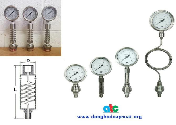 Các cách khắc phục ảnh hưởng nhiệt độ lên đồng hồ đo áp suất