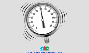 Hiện tương rung kim đồng hồ đo áp suất