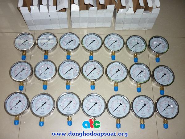 Đồng hồ đo áp suất Badotherm Holland giao đi Bình Dương