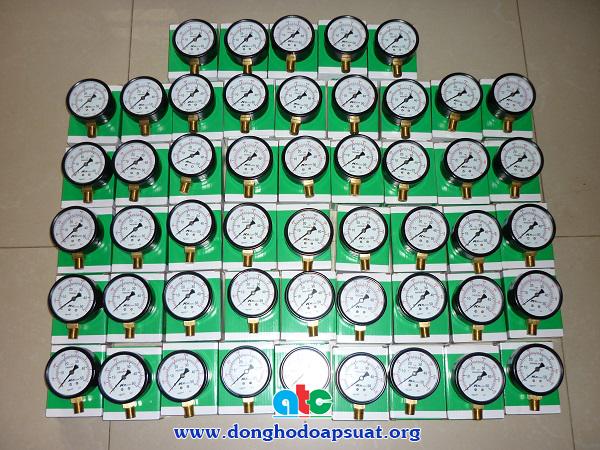 Đồng hồ đo áp suất KK Đài Loan