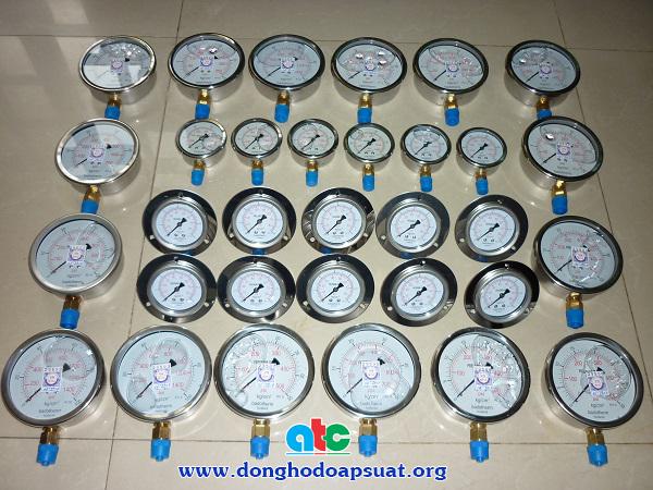 Cung cấp đồng hồ đo áp suất Badotherm đi Hà Nội và Đắk Lắk