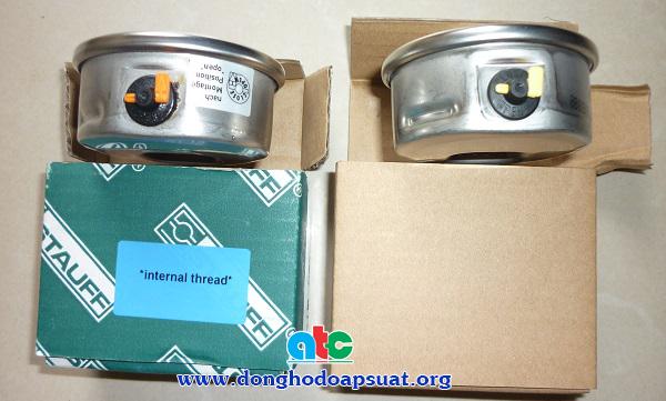 Đồng hồ đo áp suất Wika và Stauff là hai thương hiệu chất lượng  ATC phân phối