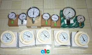 Đồng hồ đo áp suất, đồng hồ áp suất. wise, rainbow, Stauff, áp kế
