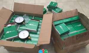 Đóng thùng đồng hồ đo áp suất KK Taiwan đi Phú Quốc