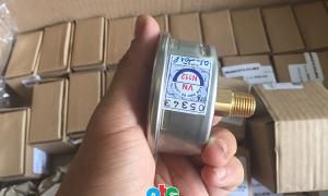 Kiểm định đồng hồ đo áp suất WIka 212.53