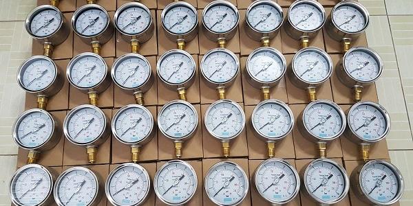 Đồng hồ đo áp suất Yamaki chất lượng cao, giá rất tốt
