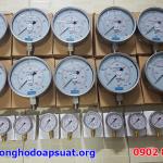 Kiểm định đồng hồ đo áp lực dầu theo yêu cầu của đơn hàng