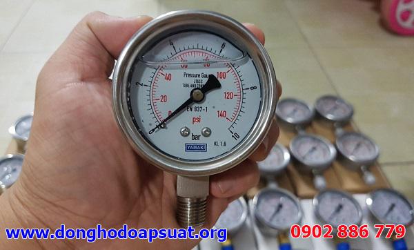 Đồng hồ đo áp suất Yamaki chất lượng cao, giá rẻ, phù hợp cho nhiều đơn hàng