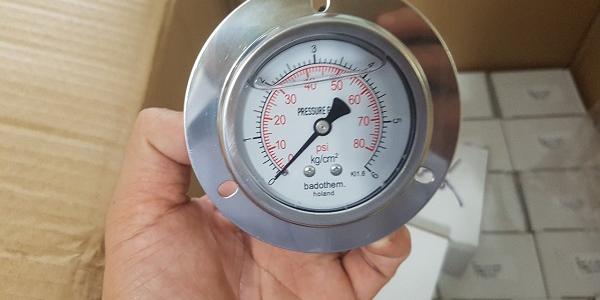 Đồng hồ đo áp suất Badothem giá rẻ, đa dạng model