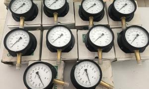 Đồng hồ đo áp suất khí nén Nagano Nhật Bản