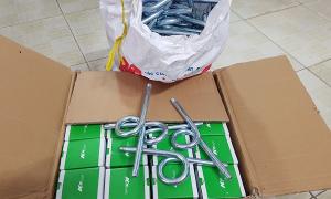 Đồng hồ đo áp suất KK và ống xy phông giao cho cty trầm hương Bình Thuận