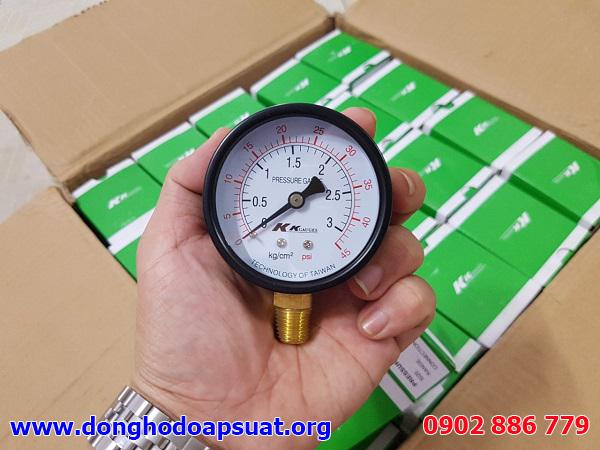 Đồng hồ đo áp suất Đài Loan giá tốt, số lượng có sẵn phong phú chủng loại