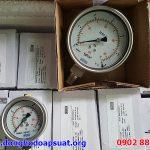 Lô hàng nhập khẩu đồng hồ đo áp suất Wika của Vĩnh Phát